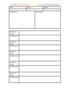 kindertrips: Anecdotal Records | Classroom Ideas | Pinterest ...