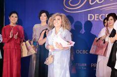 """OCBC NISP Glowing December"" Fashion Show by PRibuMI...® & Ella Brizadly Clothing Friday, 9 December 2016 Bali Room, Kempinski Hotel - Jakarta"