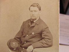 29th Pennsylvania Infantry soldier cdv photograph