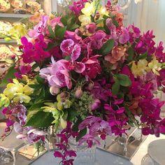 Arranjo Orchids, Floral Wreath, Wreaths, Flowers, Plants, Design, Home Decor, Spring, Floral Crown