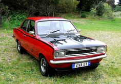 1968 Vauxhall Viva GT A selection of bird photos Classic Cars British, British Sports Cars, Old Classic Cars, Retro Cars, Vintage Cars, General Motors, Vauxhall Motors, Automobile, Classic Motors