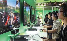 (*** http://BubbleCraze.org - Hot New FREE Android/iPhone Game ***)  Chefe do Xbox diz que desenvolvedores japoneses estão muito interessados no Scorpio
