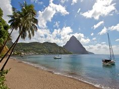 Travel is the most inspiring piece of life, so being able to design for travel is, well... a dream. #stlucia