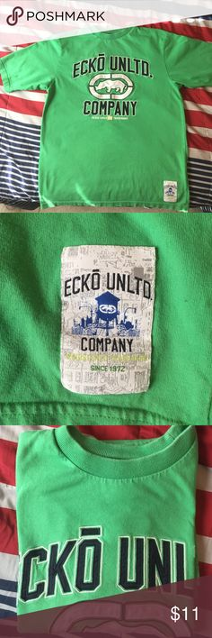 Men's ecko shirt -good condition -taking offers and bundles Ecko Unlimited Shirts Tees - Short Sleeve