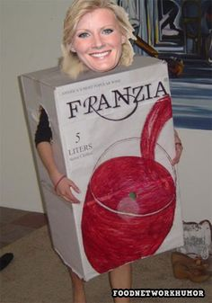 wine halloween costumes | Halloween Costume Suggestions For The Food Network Chefs: Part 2