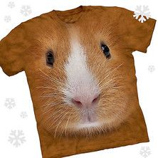 Gifts Under $25-ginnypig shirt