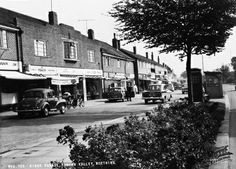 TKings Parade, Findon Valley c1965, Worthing