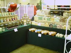 how to display #handmade soap | wholesale soap - soap by the loaf