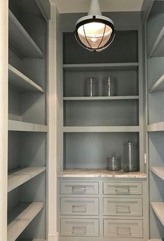 Pantry designed by Joanna Goodman