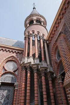 Mariapark, Sittard Pisa, Holland, Tower, Building, Places, Travel, Gothic Architecture, The Nederlands, Viajes