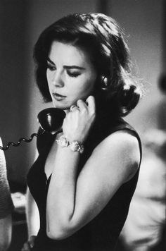 Natalie Wood West Side Story rehearsal