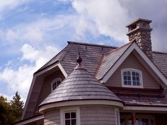 truslate-photo | General Roofing Systems Canada (GRS) | Roofing Contractors Calgary, Red Deer, Edmonton, Fort McMurray, Lloydminster, Saskatoon, Regina, Lethbridge, Medicine Hat, Vancouver, Canmore, Cranbrook, Whistler. Alberta, British Columbia, Saskatchewan | www.grscanadainc.com | 1.877.497.3528 Toll Free Types Of Architecture, Architecture Details, Fort Mcmurray, Slate Roof, Roofing Systems, Red Deer, Roofing Contractors, Whistler, Unique Colors