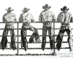 country western drawings - Google Search