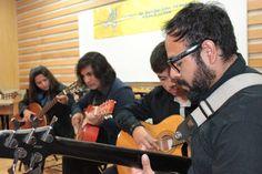 """Ensamble de Guitarras, Bajo y Percusiones """"Estrellita/método Suzuki """""""