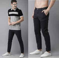 Trousers Beautiful Men's Trousers Fabric: Cotton Pattern: Solid Multipack: 1 Sizes:  34 (Waist Size: 34 in Length Size: 40 in)  36 (Waist Size: 36 in Length Size: 40 in)  30 (Waist Size: 30 in Length Size: 40 in)  32 (Waist Size: 32 in Length Size: 40 in)  28 (Waist Size: 28 in Length Size: 40 in) Country of Origin: India Sizes Available: 28, 30, 32, 34, 36   Catalog Rating: ★4 (484)  Catalog Name: Stylish Fashionista Men Trousers CatalogID_1195829 C69-SC1212 Code: 194-7439292-7911