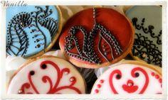 Kına kurabiyelerimiz