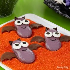 Put some bats in their belfry!