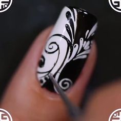 "Explore our web site for additional relevant information on ""top nail art designs It is actually an exceptional area to learn more. Nail Art Hacks, Nail Art Diy, Diy Nails, Cute Nails, Nail Art At Home, Nail Art Videos, Pretty Nail Art, Nail Tutorials, Nail Arts"