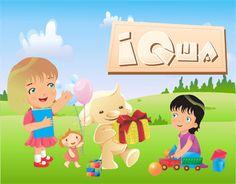 Приглашаю на сайт IQша - онлайн-сервис интеллектуального развития детей с 2 до 11 лет