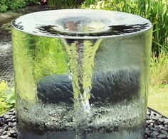 Give your outdoor patio a wow-factor that'll drop everyone's jaw to the ground with this vortex water fountain. This physics-defying work of art will easily become the centerpiece in any garden, …