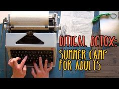 Camp Grounded - Summer Camp for Adults - Digital Detox