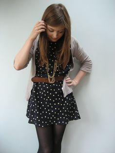 dots and belt