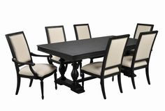 Chapleau 7 Piece Dining Set