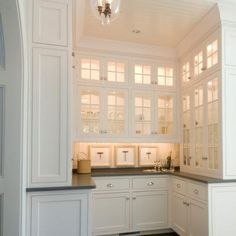 www.houzz.com/butlers-pantry | Butlers Pantry