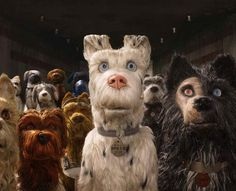Isle of Dogs #Movie Review