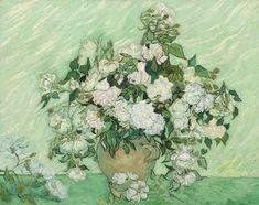 Vase de fleurs, par Vincent Van Gogh