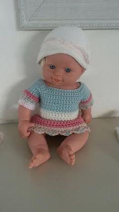 Skylah's doll styling!