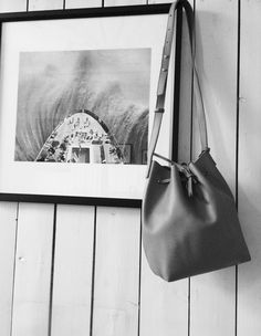 The Bucket handbag is available for pre-sale now at www. Bucket Handbags, Bucket Bag