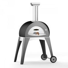 Forno a Legna modello Ciao - Alfa Pizza
