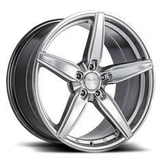 Ace Couture - Hyper Silver w/ Machine Face - Wheel Warehouse Wheel Warehouse, Chevrolet Corvette C4, Truck Tyres, Wheels, Cars, Autos, Car, Automobile, Trucks