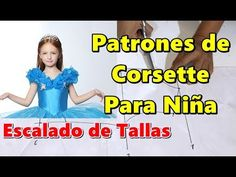 Curso Patronaje Patron Base Corsette de Niña - YouTube Corset, Videos, Tips, Base, Youtube, Dress Patterns, Sewing Patterns, Sewing Lessons, Pattern Cutting