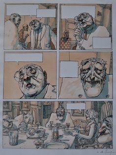 Léon La Came by Nicolas De Crécy, Sylvain Chomet - Comic Strip