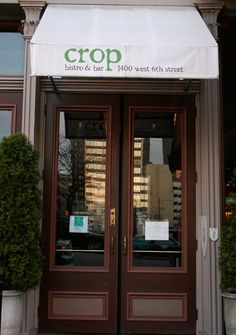 Crop Bistro - shared a wonderful meal with a wonderful date here. :)