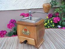 Original Peter Dienes - Mokka Kaffeemühle Pe De seltene Form Coffee Grinder