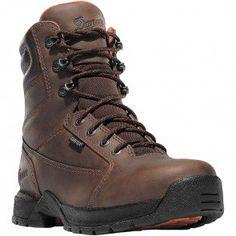 18457 Danner Women's Sojourner GTX Safety Boots - Brown www.bootbay.com