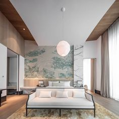 James Bond and the Temple of Rooms: design hotel is a blockbuster coupling of antiquity and decadence...
