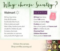 This is why I will NEVER buy anything other than Scentsy. Join, and start your…