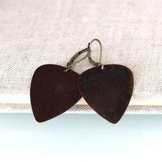 PICK Plektrum Ohrringe | Ohrhänger | Artikelnummer: 0049
