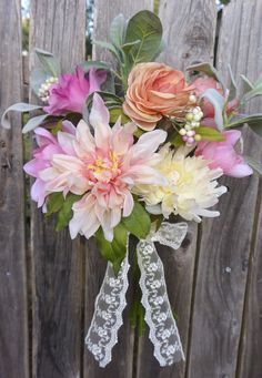 Bridal bouquet Pastels