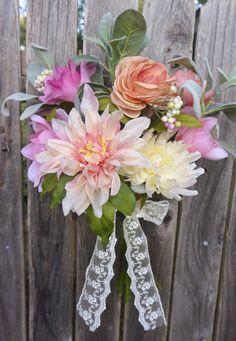 Bridal bouquet Pastels