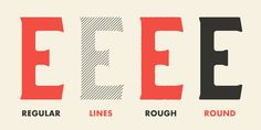This vintage display typeface was inspired by the likes of old serifs and classic bottles of whiskey and gin.