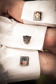 WEDDING DETAILS - A simple way to have my man let a little of his geek shine.  :-)