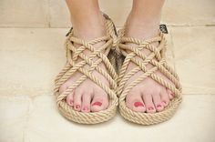 I have these sandals and I LOVE them, so comfy and awesome! Tip: Do not wear on rainy days, there are no soles!