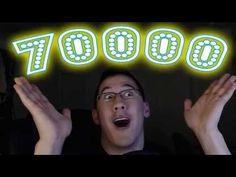 70 000 wyświetleń kanału, to jak - 80 000 za tydzień? Born to be Saints ...
