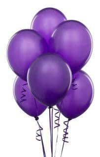 Purple for Epilepsy Awareness - Month of November