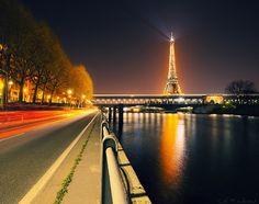Paris By Cal Redback